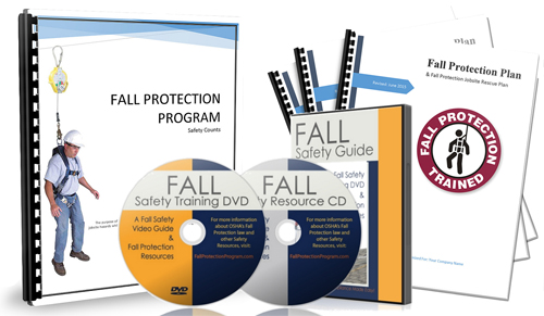 Osha Fall Protection Program & Fall Protection Training + Free